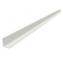 Профиль угловой ПВХ ТД Столичный 50х50 мм белый 3000 мм
