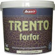 Активатор для кракелюра Аквест Trento-Farfor 5 кг