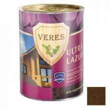 Пропитка для древесины Veres Ultra Lazura № 4 Орех 20 л