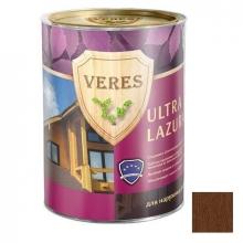 Пропитка для древесины Veres Ultra Lazura № 8 Дуб темный 20 л