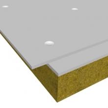 Сэндвич-панель звукоизоляционная ЗИПС-Синема 1200х600х120 мм с комплектом крепежа