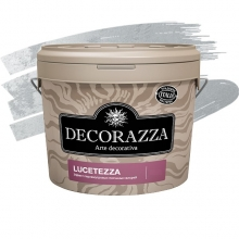 Краска декоративная Decorazza Lucetezza Alluminio LC 700 5 л