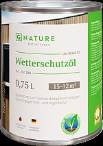 Защитное масло для внешних работ 280 Wetterschutzöl