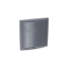 Решетка вентиляционная наружная 240х240 мм Vilpe