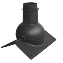 Вентилятор коньковый Pipe-Cone KROVENT