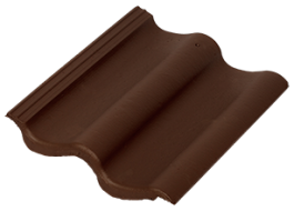 Baltic Tile Sea Wave  темно-коричневый