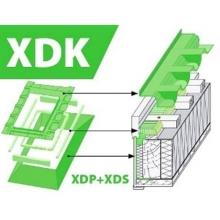 Оклад гидро-, пароизоляционный XDK FAKRO