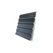 Профнастил Optima C20 Zn-цинк 0,37 мм б/цвета