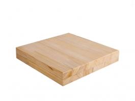 Мебельный щит из лиственницы 18x200-600 Экстра