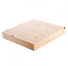 Мебельный щит сосна 18x200-600